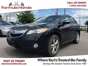 2013 Acura RDX ACCIDENT FREE | HEATED SEATS | REAR-VIEW CAMERA