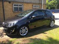 2012 61 Vauxhall corsa 1.4 SRI STUNNING CAR THROUGHOUT