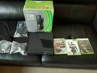 Boxed Xbox 360 250GB in excellent condition With accessories ideal Christmas present