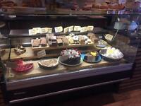 Coffee shop display