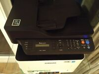 Samsung Xpress M2885FW - All in One (print, copy, scan, fax) incl new toner