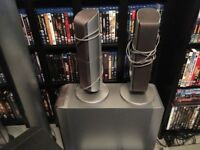 various SONY & Yamaha speakers and sub woofers