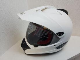 Uvex Endurance helmet at Bikers Yard