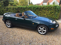 Gorgeous Mazda Eunos 1993, hard/soft top, tan leather, low mileage, good runner, properly serviced.
