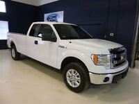 2014 Ford F-150 SCAB XLT V8 5.0L 4X4 BOITE 8 PIEDS
