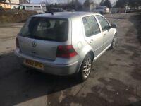 Volkswagen mk4 got TDI 1.9 for sale
