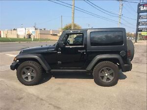 2011 Jeep Wrangler Rubicon CALL OF DUTY NAVIGATION TOW PACKAGE
