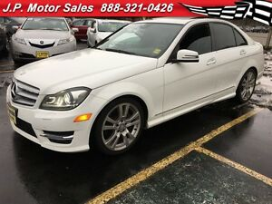 2013 Mercedes-Benz C-Class C350, Automatic, Leather, Back Up Cam