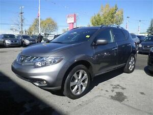 2014 Nissan Murano Platinum  AWD  Heated Leather  Bose