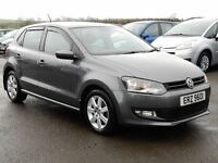 2012 volkswagen polo 1.2 tdi only 39000 miles, full vw history motd oct 2017 only £20 a year tax