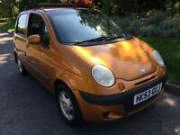 Daewoo matiz 1.0 SE+ petrol long mot low mileage 38k great car