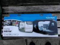 Towing Mirrors Brand New