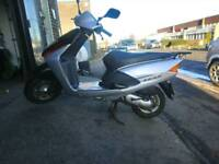 Honda moped full mot