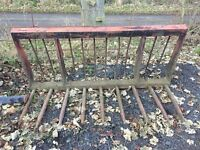 Muck Forks, Tractor, Farm Implement, Agricultural.