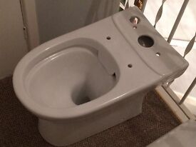 New Casselle Breeze Rimless Toilet Pan and Cistern