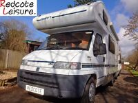 FIAT DUCATO SWIFT ROYALE 590 DIESEL FAMILY MOTORHOME CAMPER 4 / 5 BERTH