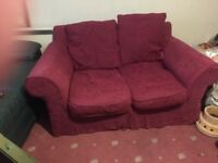 free sofa bed. back up due to non collection