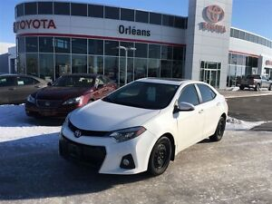 2015 Toyota Corolla S/ 2 SET OF TIRES INCLUDED