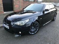 ** 2005 BMW 530d M Sport Facelift LCI Spider Alloys E60**