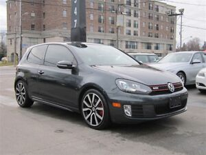 2012 Volkswagen Golf GTI GTI ONE OWNER~SUNROOF~6SPD~MANUAL !!!