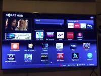 55 Inch Samsung 3D Smart HD TV