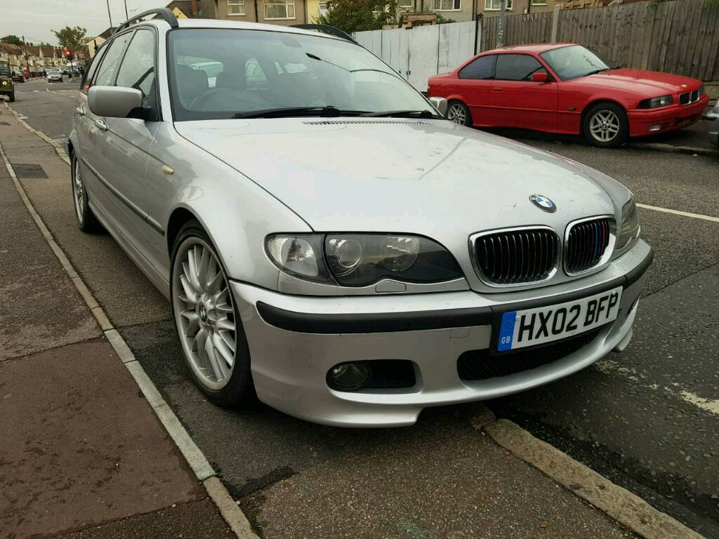 Bmw 325i msport breaking for parts!!!