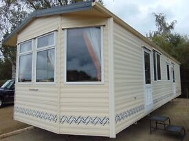 Pre-owned Carnaby Banbury Static Caravan Holiday Home For Sale In Ripon