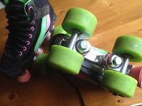 Quality roller skates