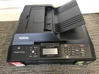 Brother printer ( professional series printer MFC-J5910DW touch screen )