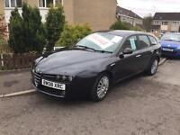 Alfa romeo 159 sportwagon lusso 1.9 jtdm estate px welcome