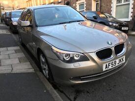 BMW E60 520d business edition 2009 85k