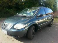Chrysler GRAND VOYAGER 2.8 ÇRD LIMITED FULL LOADED!! SWAP OR OFFERS