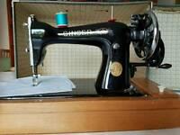 Singer Hand Sewing Machine.