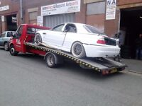 SCRAP CARS MOT FAILURES BOUGHT FOR CASH. BREAKDOWN/ RECOVERY NATIONWIDE