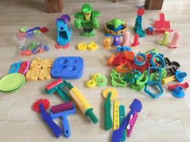 Large Play Doh Accessory Bundle