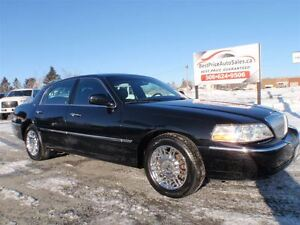 2010 Lincoln Town Car SIGNATURE LIMITED! CERTIFIED!