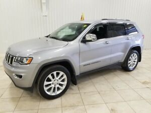 2017 Jeep Grand Cherokee *Cuir*Mags 20''*Uconnect*Camera*Gr. Rem