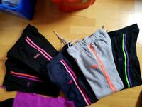Lonsdale joggers 11-12 years