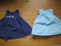 baby girls dresses 0-3months from John Lewis