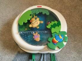 Fisher-Price Rainforest Waterfall Mobile / Soother