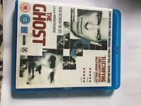 THE GHOST BLU RAY DVD