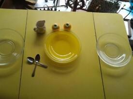 Vintage Kitchen Table.