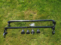Roof Bars- suitable for cars with roof rails - Type B Lockable - Seat Alhambra