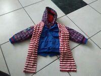 Boys oilily coat