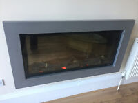 Lovely Dimplex Electric fire - Wall mounted