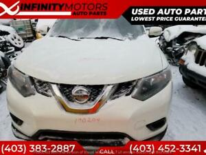 2014 NISSAN ROGUE FOR PARTS PARTING OUT CARS CAR PARTS