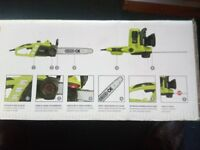 Lister 40 cm Electric Chainsaw