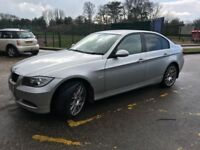 BMW 318I SE 2007 NEW SHAPE FULL SERVICE HISTORY VERY CLEAN DRIVES GREAT LIKE 320I A4 PASSAT
