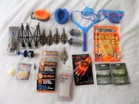 Course Fishing Tackle with Cantilever Box. - Priced Reduced