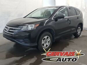 Honda CR-V LX A/C Bluetooth 2014